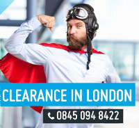 chouse and office clearance london